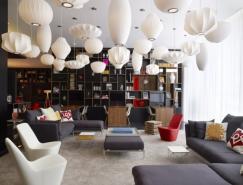 伦敦CitizenM酒店设计