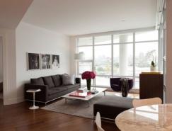温哥华Silversea165平米现代公寓设计