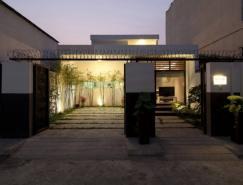 越南胡志明市255平方私人住宅设计