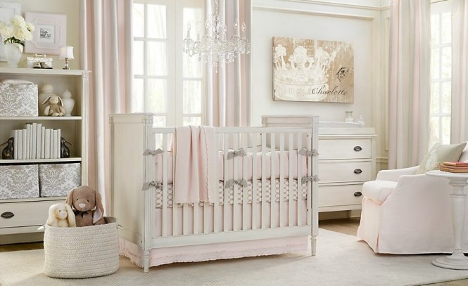 国外婴儿房设计欣赏(2)