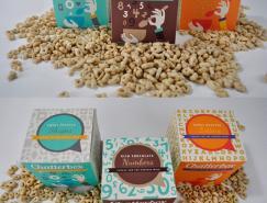 <b>国外麦片和谷类食品包装设计</b>