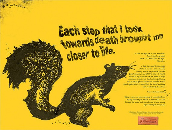 国外创意广告欣赏:漂亮的字体设计(中)(3)