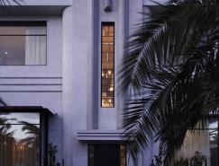 墨尔本MiddlePark住宅设计