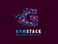 24款健身房Logo设计