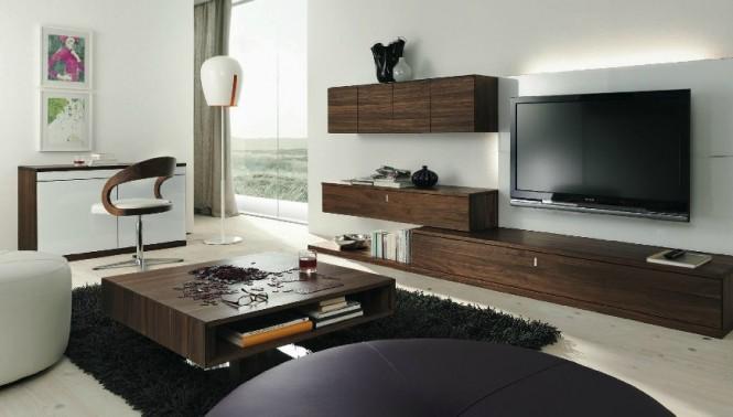 现代家居设计中的木质家具(3)