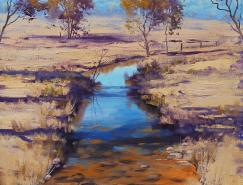 G.Gercken风景油画作品