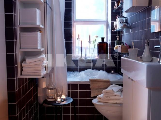 宜家 Ikea 浴室家居創意欣賞 设计之家
