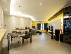 香港现代简约风格的公寓设计