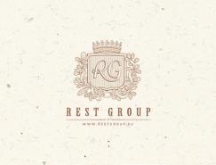 品牌设计欣赏:RestGroup