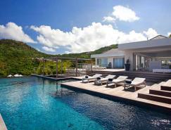 加勒比ETR現代度假別墅