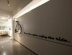 印度WHITECANVAS广告公司办公空间设计