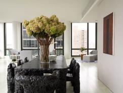 Warren优雅现代的公寓设计