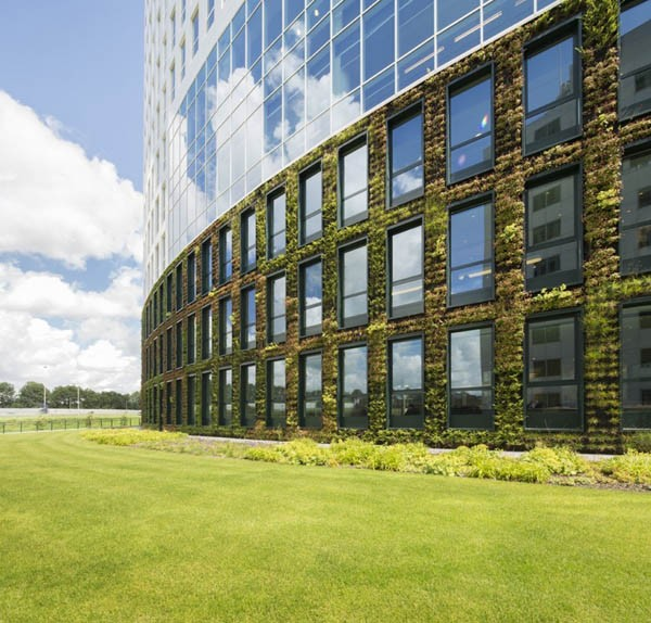 Eneco Headquarter 1 Sustainable Office Building In The Netherlands For Enecos 2,100 Employees