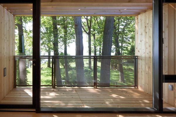 加拿大美麗湖景別墅設計(2)