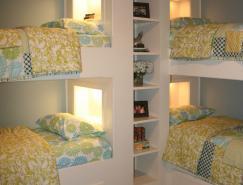 漂亮的雙層床設計