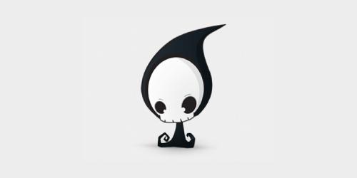 标志设计元素运用实例:吉祥物(2)