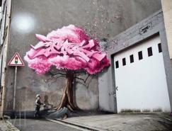 瘋狂的街頭藝術作品欣賞