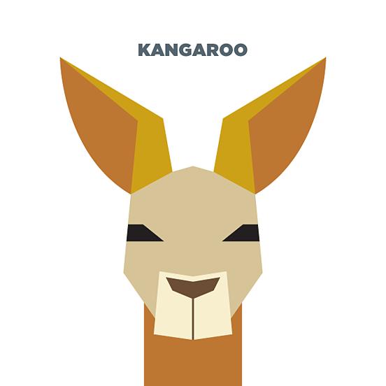 nagra简约的动物插画作品(4)