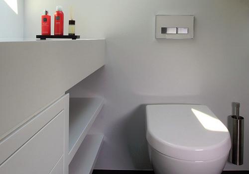 30个漂亮的小浴室设计欣赏