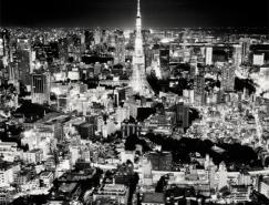 波兰摄影师MartinStavars美丽的黑白城市夜景