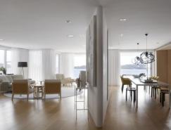 悉尼海滨公寓设计