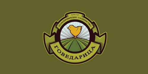 50款国外复古风格logo欣赏(4)