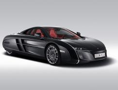 迈凯轮McLarenX-1概念超级跑车