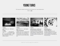 25个漂亮的极简风格网站澳门金沙网址