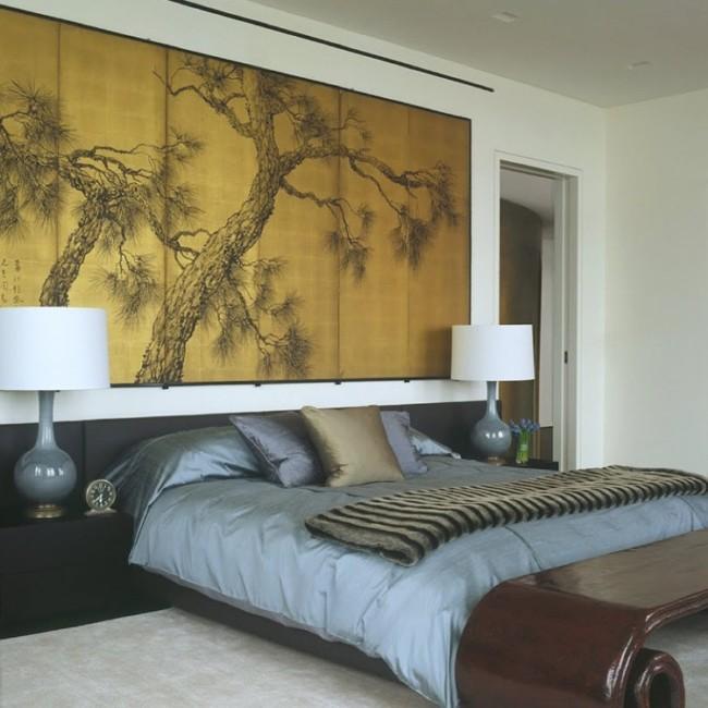 东原d7区-二居室-78.00平米-卧室装修效果图