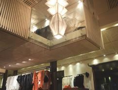 巴厘岛传统和现代结合的Biasa时装店设计
