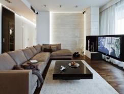 波兰现代时尚公寓设计