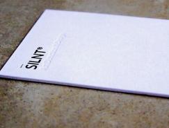 17款简洁的白色名片设计