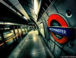 摄影欣赏:地铁站