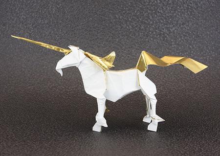 漂亮的折纸欣赏:动物(2)