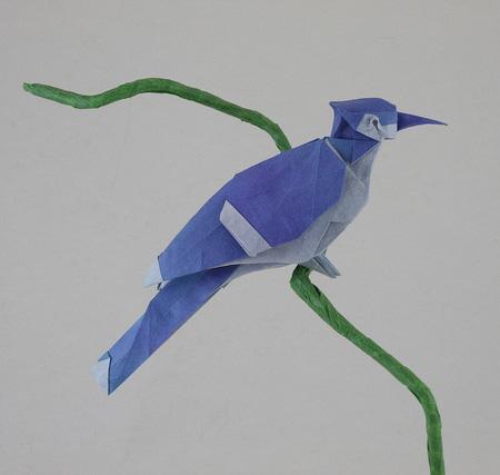 漂亮的折纸欣赏:动物(3)