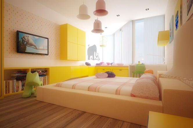 背景墻 房間 家居 起居室 設計 臥室 臥室裝修 現代 裝修 665_442
