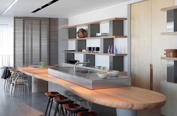 特拉维夫Rothschild1公寓设计