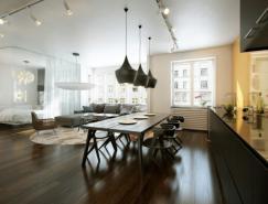 开放式的居住空间设计