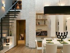 10個漂亮的室內樓梯設計
