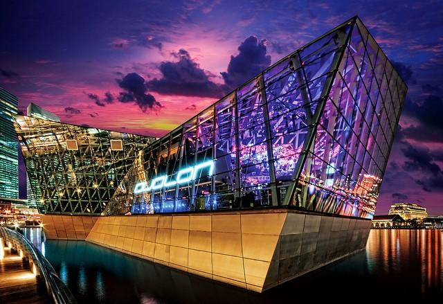 WilliamCho美丽的城市夜景摄影