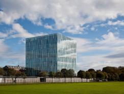英國Aberdeen大學圖書館新館