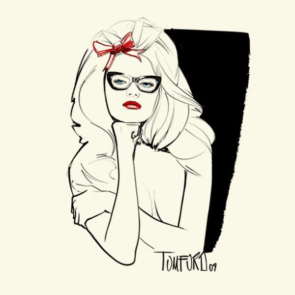 MustafaSoydan时尚手绘插画欣赏