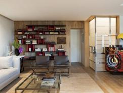 别致的装饰风格:圣保罗公寓设计