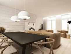 波蘭現代風格家居設計