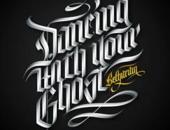 JacksonAlves字体设计