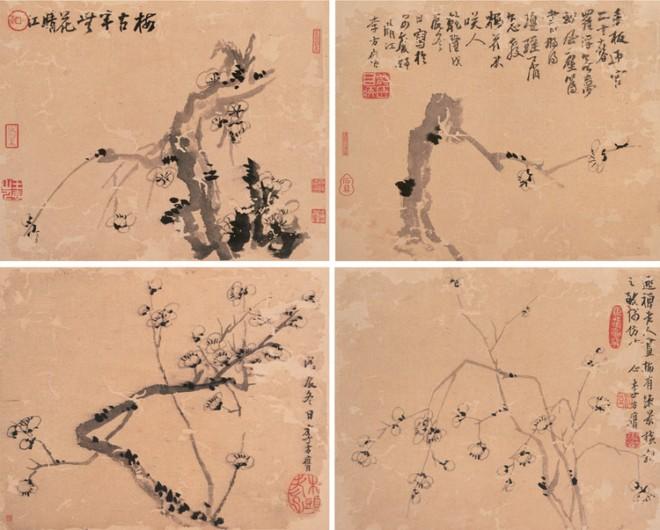 李方膺绘画作品欣赏(3) - 设计之家