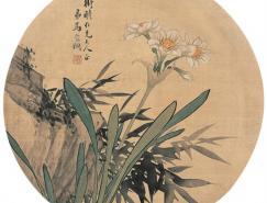 清朝画家马家桐作品欣赏