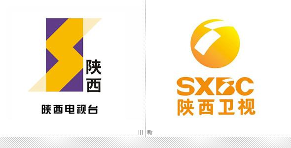 陕西卫视改版并启用新台标
