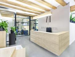 办公空间设计:Zapata&&n