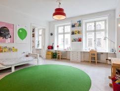 10个漂亮的儿童房间设计